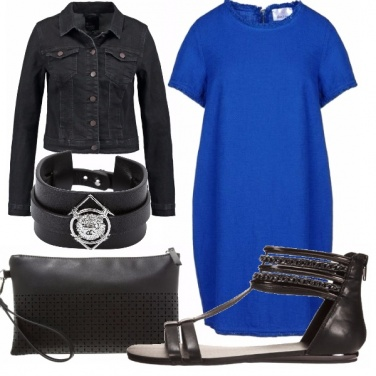 Outfit Bluette