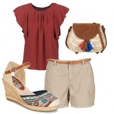 Outfit Una passeggiata insieme..