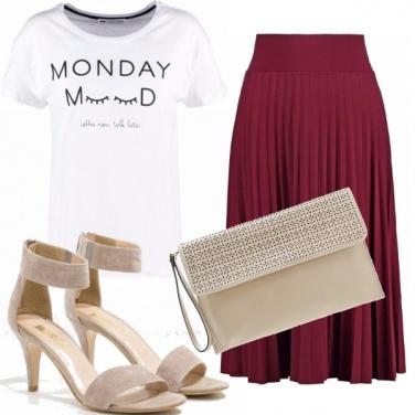 Outfit Ragazza per bene