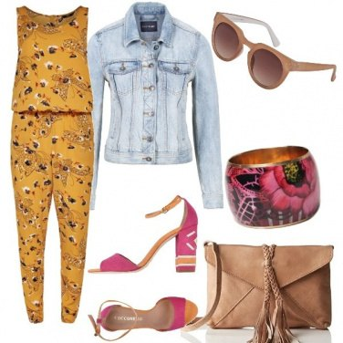 Outfit Jump in oro