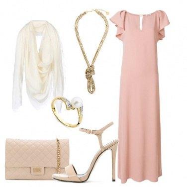 Outfit Cerimonia regale