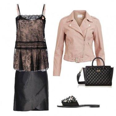 Outfit Sandalo super flat