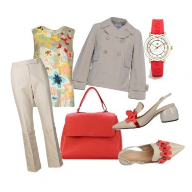 Outfit CMPS Nuvole all\'orizzonte