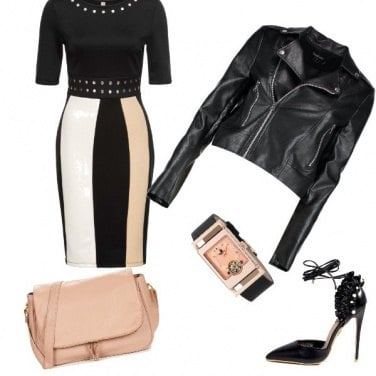 Outfit Urban night party