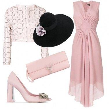 Outfit Invitata al matrimonio di Meghan e Harry