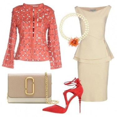 Outfit Cerimonia solenne