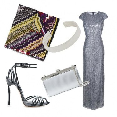 Outfit Foulard Missoni