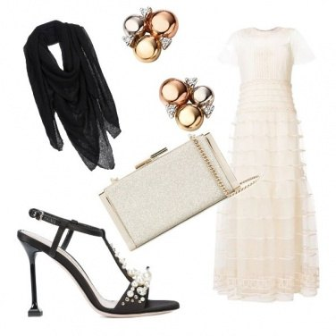 Outfit Principesca