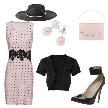 Outfit Matrimonio chic