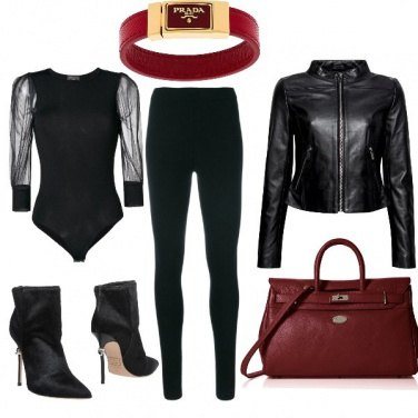 Outfit Rock #1409