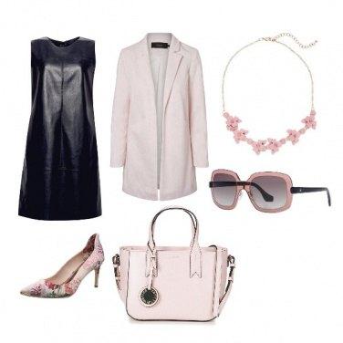 Outfit Pelle superchic