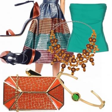 Outfit Bronzatissima