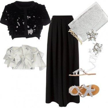 Outfit Il top particolare