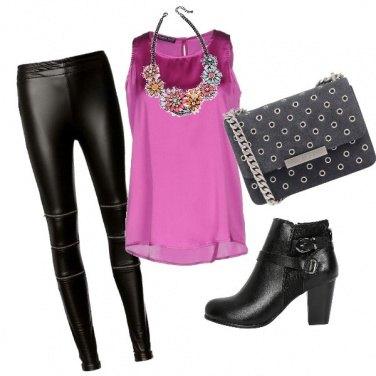 Outfit Con grinta