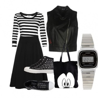 Outfit Basic #6184