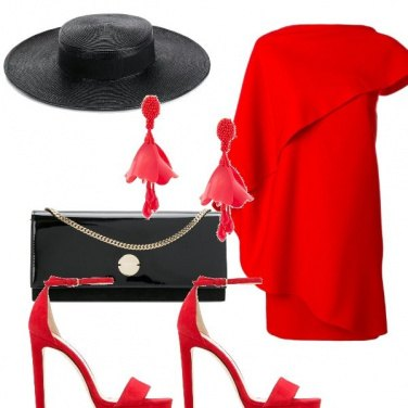 Outfit Tofly_super women