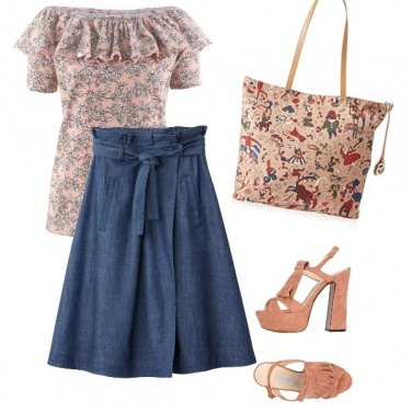 Outfit Basic #6185