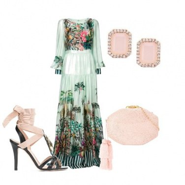 Outfit Dolcezza ed Eleganza