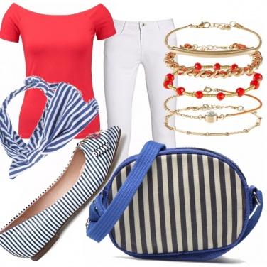 Outfit Grease dei giorni nostri