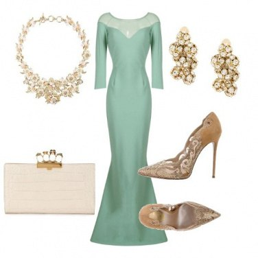 Outfit Royal marriage