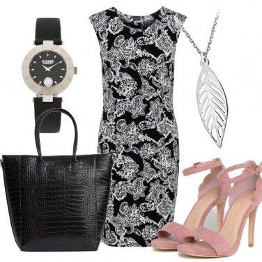 Outfit Le scarpe rosa