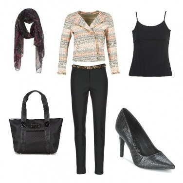 Outfit Basic #6195