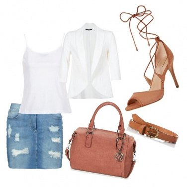 Outfit Pretty spring style
