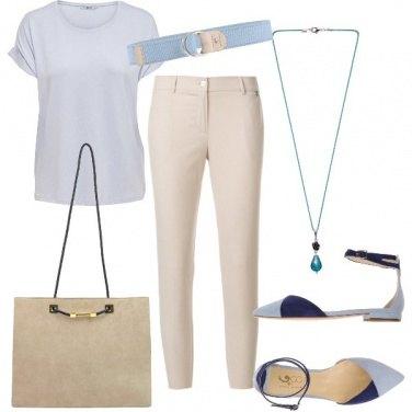 Outfit Basic ma raffinato