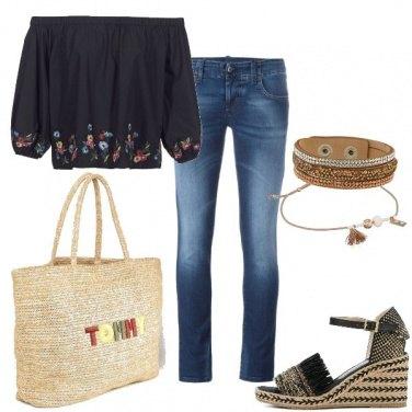 Outfit Paglia