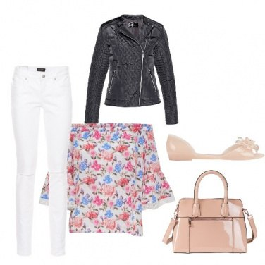 Outfit Rock in pink