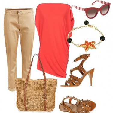 Outfit Voglia di mare... in città