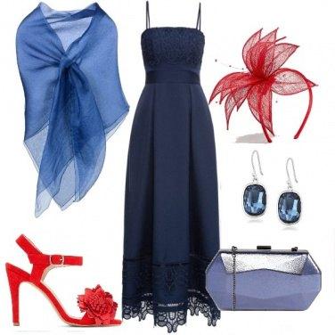 Outfit Al matrimonio reale