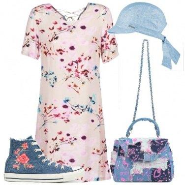 Outfit Urban romantico