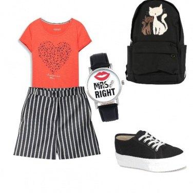 Outfit Gita con amici