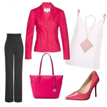 Outfit Corallo # Giorno