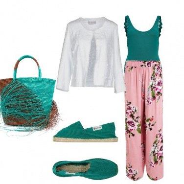 Outfit Tofly_finisco e vengo al mare