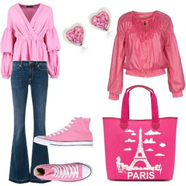 Outfit Le mie sneakers