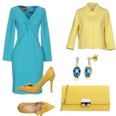 Outfit Come una first lady