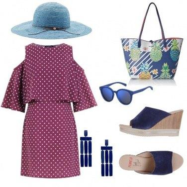 Outfit Passeggiata estiva