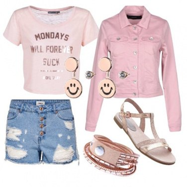 Outfit Urban #2956