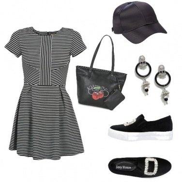 Outfit È il tempo delle ciliegie