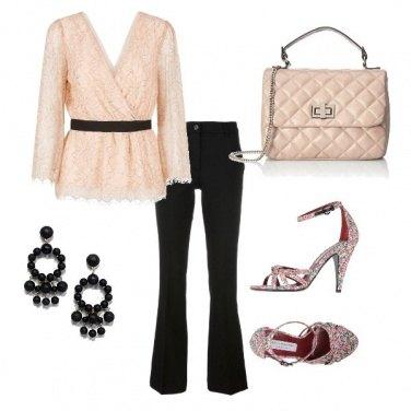 Outfit Sandali multicolore