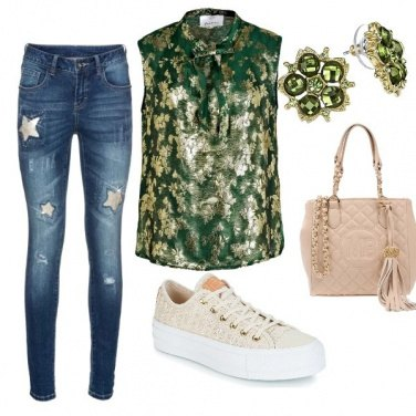 Outfit Classic chic