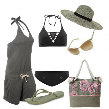 Outfit Spiaggia low cost