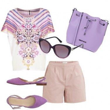 Outfit Lillá
