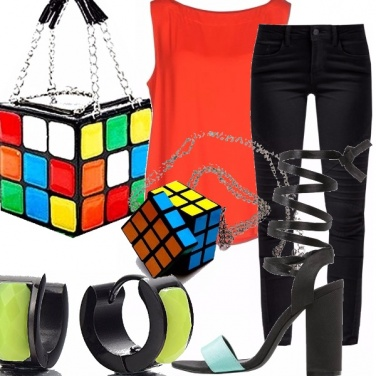 Outfit Rubik