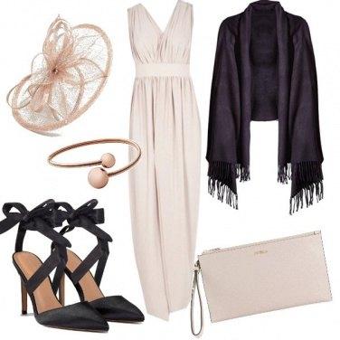 Outfit Pronta per il royal wedding