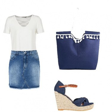 Outfit Skirt chic