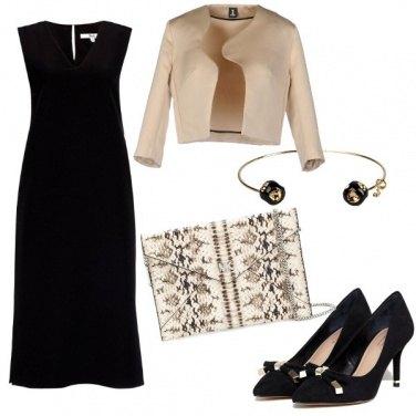 Outfit Classico ma con gli accessori giusti