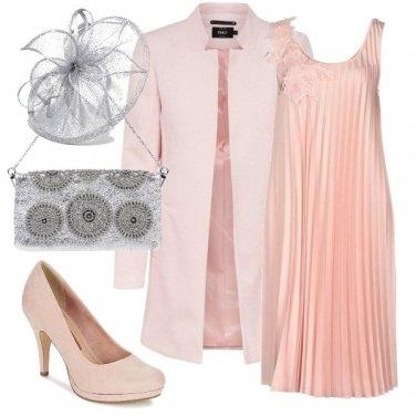 Outfit Matrimonio al palazzo